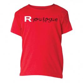 R You Rogue Kid's Shirt
