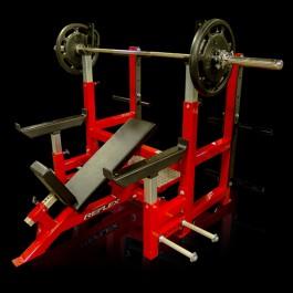Reflex Olympic Incline Weight Bench-Gen 3