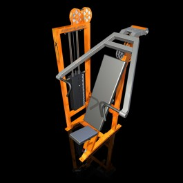 Reflex Incline Press