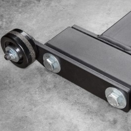 Squat Stand Wheel Bracket Set