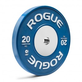 Rogue KG Competition Plates (IWF)