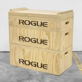 Rogue Wood Jerk Blocks