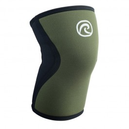 Rehband 7751 5mm Knee Support - Rx Green