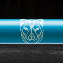 Rogue Athlete Cerakote Bella Bar - Davidsdottir Edition