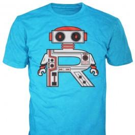 Rogue Kid's Robot Shirt