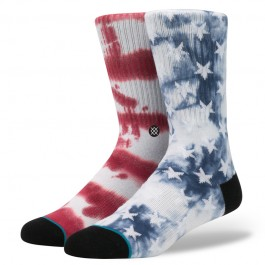 Stance Men's Socks - Patriot 2