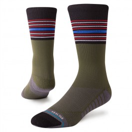 Stance Men's Socks - Flagship Crew