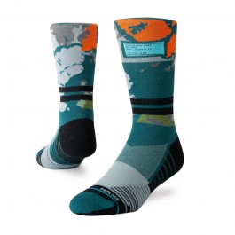 Stance Men's Socks - Ashbury Crew