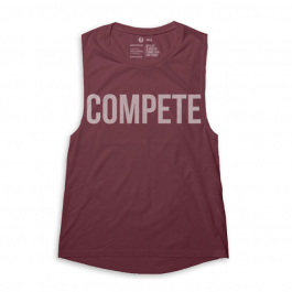 Compete Every Day Competitor Tank