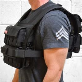 100LB Straightjacket Vest