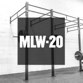 Rogue MLW-20 - 20' Monster Lite Wall Mount