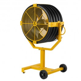"Big Ass Fan® - Yellow Jacket - 18"" Pedestal"