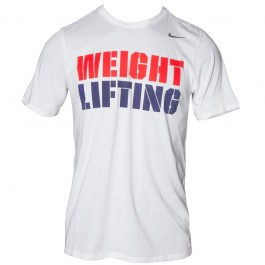 Nike Weightlifting Dri-Fit Cotton Tee