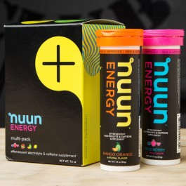 Nuun Energy Mixed 4-Pack