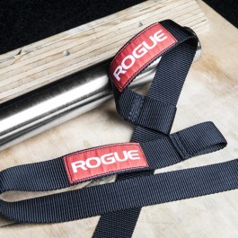 Rogue Ohio Lifting Straps - Nylon