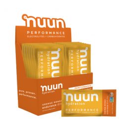 Nuun Performance - Orange Mango