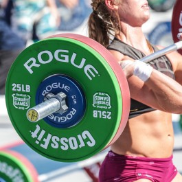Rogue OSO Barbell Collars - From Games
