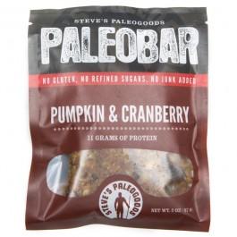 PaleoBar Pumpkin & Cranberry
