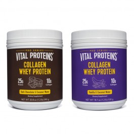 Vital Proteins - Collagen Whey Protein