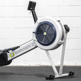 Gray Concept 2 Model D Rower - PM5