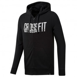 Reebok CrossFit Zip Up Hoodie - Men's