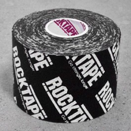 "Rocktape 2"" Black Logo"