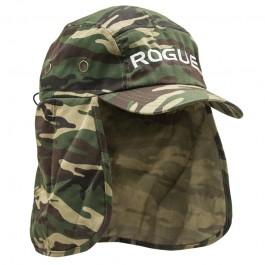 Rogue Camo Flap Hat