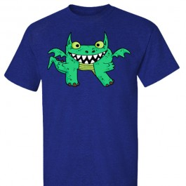 Rogue Kid's Dragon Shirt