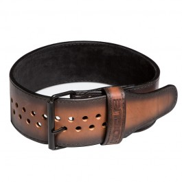 "Rogue Faded 4"" Lifting Belt by Pioneer"