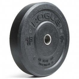 Rogue Bumper Plates by Hi-Temp