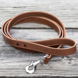Rogue Leather Dog Leash