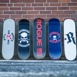 Rogue Skateboard Decks
