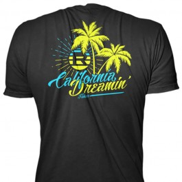 Lauren Fisher California Dreaming Men's Shirt