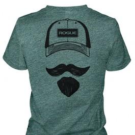 Josh Bridges Stache Women's Shirt