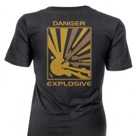 Lindsey Valenzuela Explosive Women's Shirt