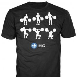 Hookgrip Snatch Sequence Shirt