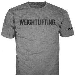 Rogue Weightlifting Shirt