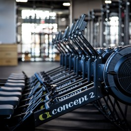 Black Concept 2 Model D Rower - PM5 - 10-Pack