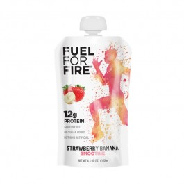 Fuel for Fire - Strawberry Banana