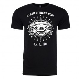 Sloth Fitness Club T-Shirt