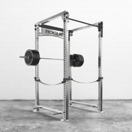 Rogue RM-4100 Monster Rack 2.0 - Stainless Steel