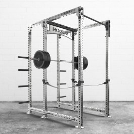 Rogue RM-6100 Monster Rack 2.0 - Stainless Steel