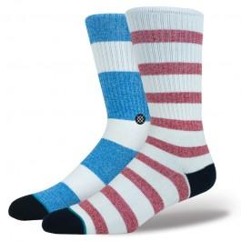 Stance Men's Socks - Starboard