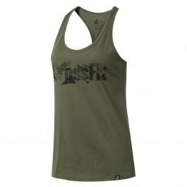 Reebok CrossFit Print Fill Logo Tank - Women's