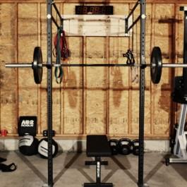 W-4 Garage Gym