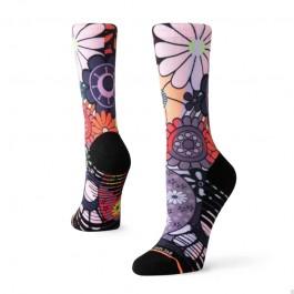 Stance Women's Socks - Babydoll Crew