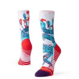 Stance Women's Socks - Needles Crew