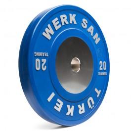 WerkSan Training Bumper Plates