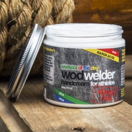 W.O.D. Welder 16oz Hand Cream