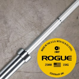 Rogue 25MM IWF Oly Bar